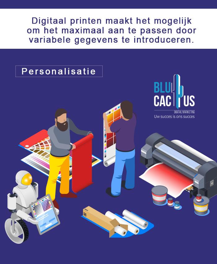 BluCactus - Brochures afdrukken