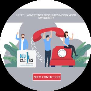 BluCactus - Brochure laten ontwerpen - Bel ons