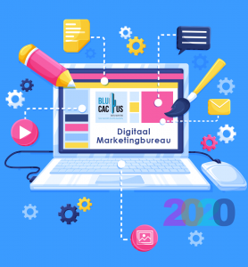 Blucactus-Digital-Marketing-Agency- grafische ontwerp trends in 2020