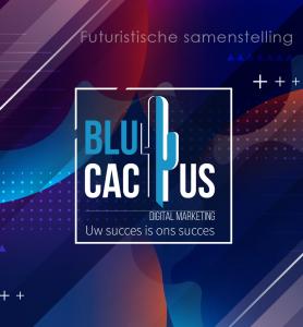 Blucactus-Futuristic-Composition