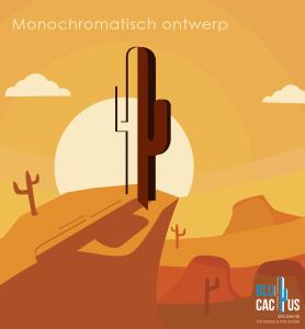 Blucactus-Monochromatic-Design.