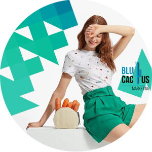 BluCactus--Shorts-super-kort