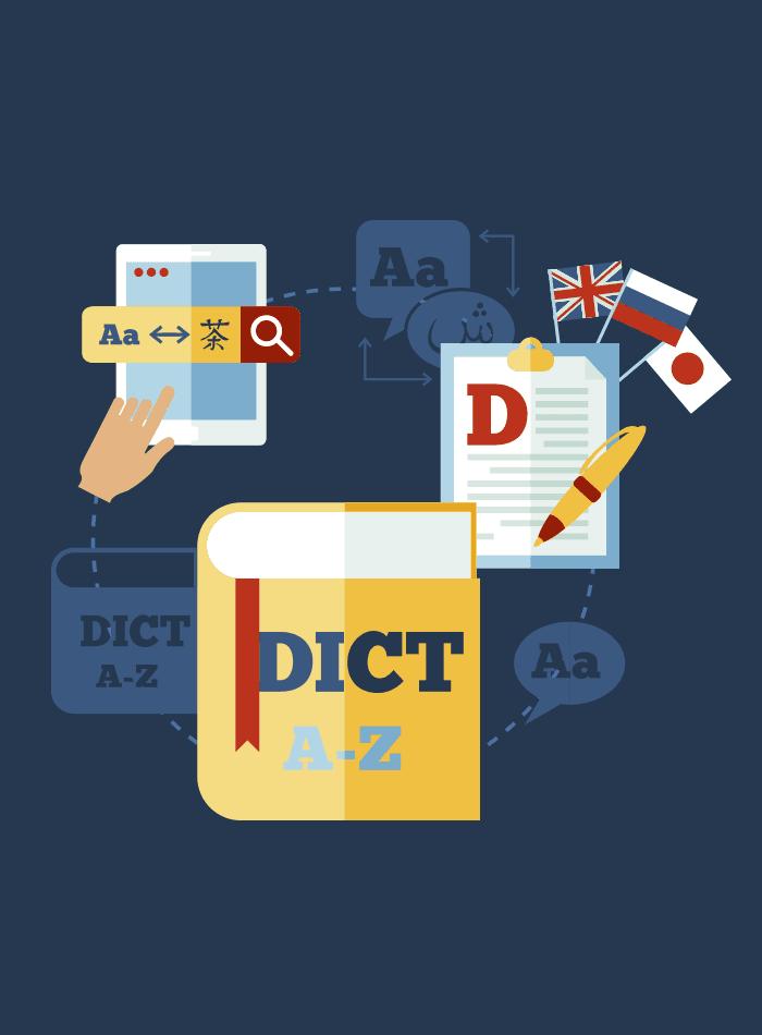 BluCactus - Brochure laten vertalen door een persoon