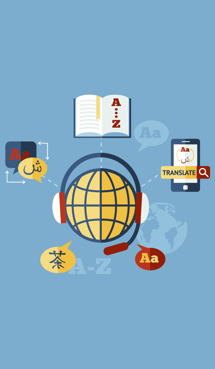 BluCactus - Presentatie laten vertalen door een persoon