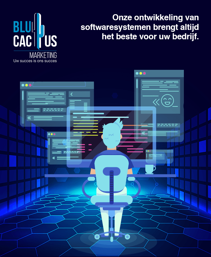 BluCactus - software ontwikkeling bedrijf - Embedded Software