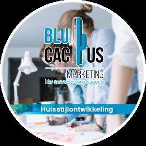 BluCactus - Huisstijl laten ontwerpen ? Bel ons nu: 020-737 00 27