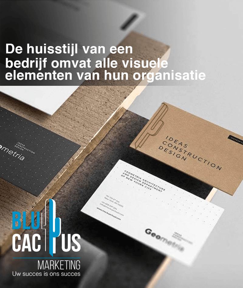 BluCactus - Bureau artikelen en envelopen