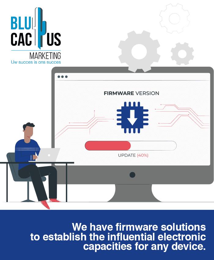 BluCactus - Firmware Oplossingen