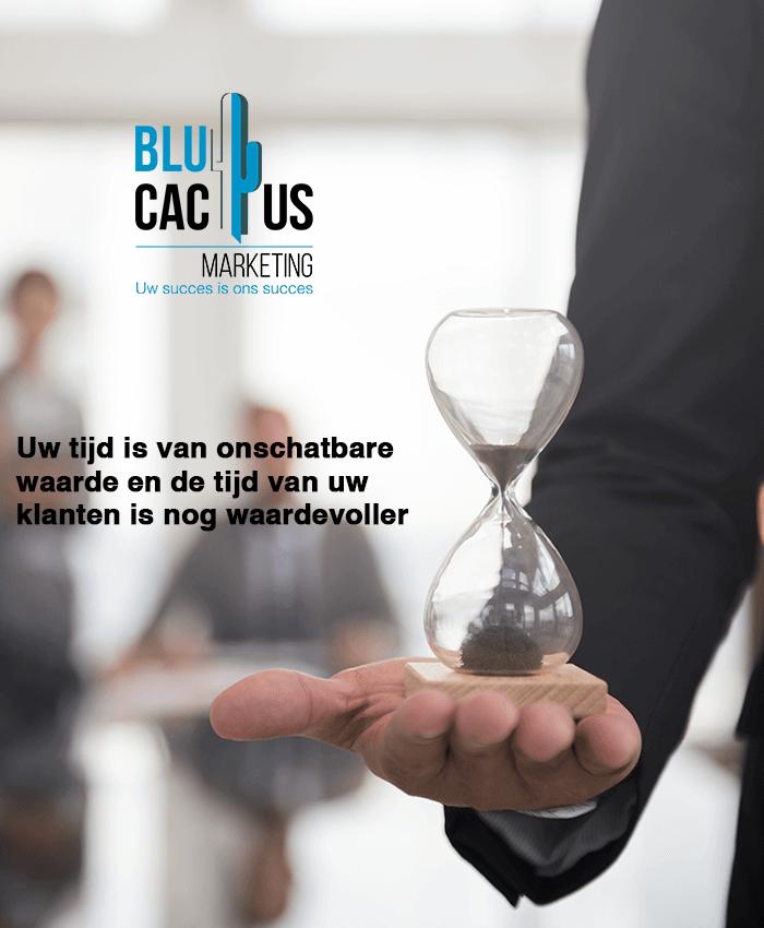 BluCactus - uw tijd is van ontschatbare warde