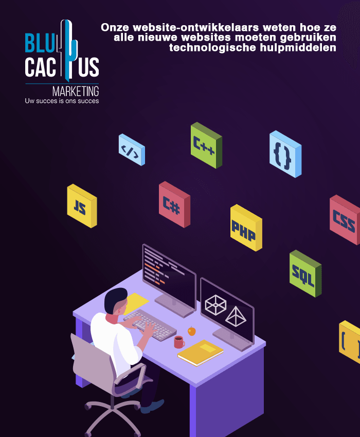 BluCactus - Webontwikkeling met web programeertalen