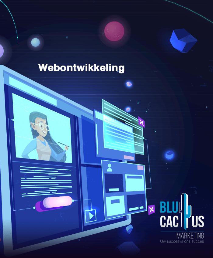 BluCactus - Webontwikkeling