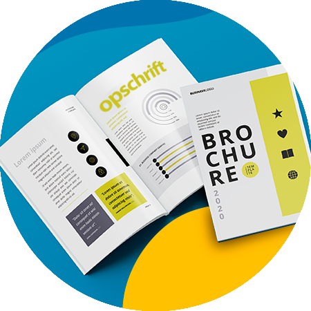 BluCactus Brochure ontwerp BluCactus kan uw digitale marketingbrochure ontwerpen