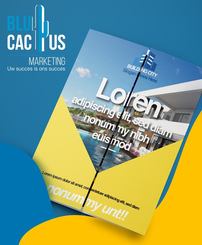 BluCactus Brochure ontwerp Wat is een brochure Het doel van professioneel marketingbrochureontwerp