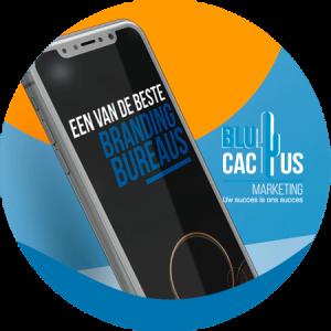 BluCactus - Branding Bureau -Bel ons op +31-20-737 00 27