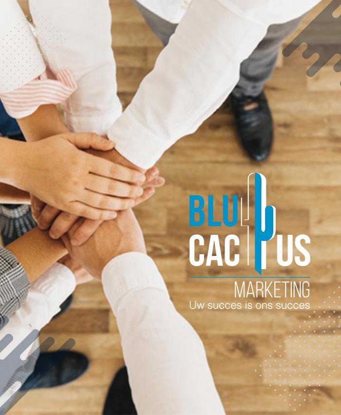 BluCactus - Hoe helpt Blucactus je om op te vallen