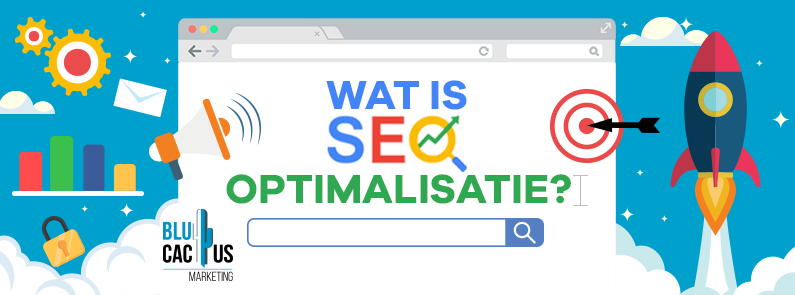 BluCactus = SEO Bureau - Wat is SEO optimalisatie?