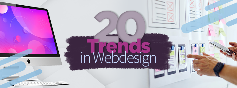 BluCactus - Trends in Webdesign - cover
