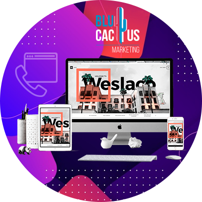 BluCactus - Trends in Webdesign - fanal notes het team van het marketingbureau