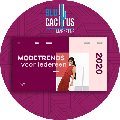 BluCactus - Trends in Webdesign - typografie