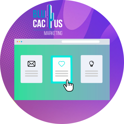 BluCactus - Trends in Webdesign - hover effect