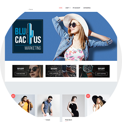 BluCactus - Trends in Webdesign - overheersend