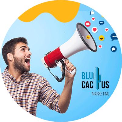 Blucactus - wat is inbound marketing - type van communicatie en relatiemet klanten