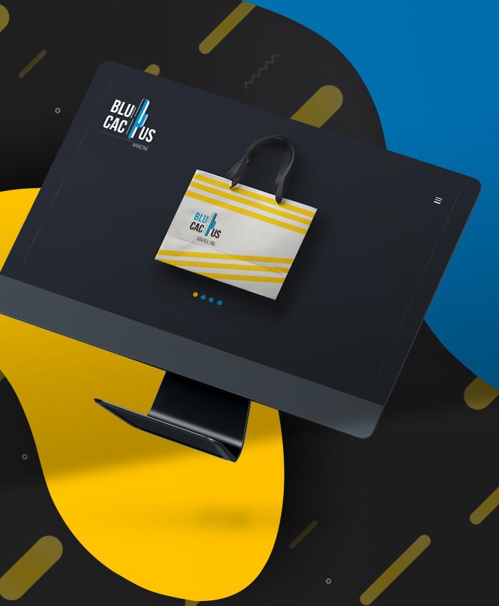 BluCactus - Webdesign Bureau Amsterdam - eCommerce Webshop