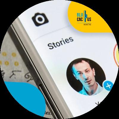 Blucactus-LinkedIn StoriesAdapt-blog-inhoud-naar-een-verhaal-formaat