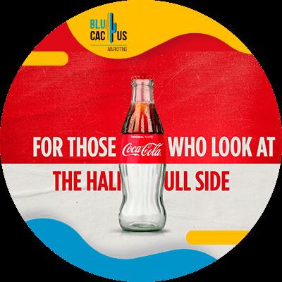 Blucactus - beste marketing campagnes - coca cola