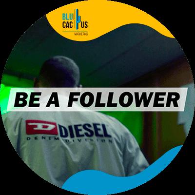 Blucactus - beste marketing campagnes - diesel
