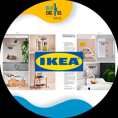 Blucactus - beste marketing campagnes -Ikea.