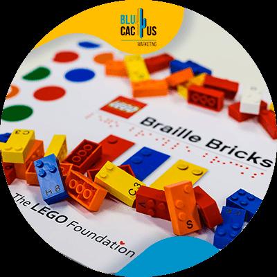 Blucactus - beste marketing campagnes - Lego