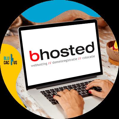 Blucactus-bHosted - WebHosting bedrijf