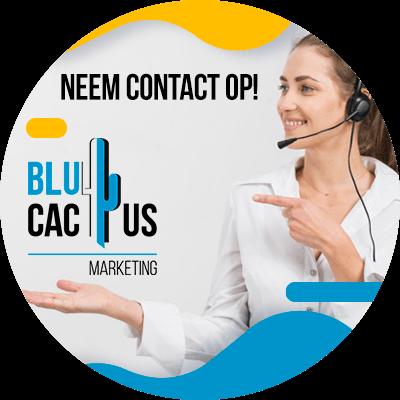 BluCactus - contact op