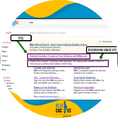 Blucactus-klikfrequentie -schrijf-effectieve-metabeschrijvingen