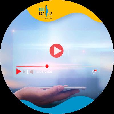 BluCactus - Soorten sociale media voor uw marketingstrategie - example of social media