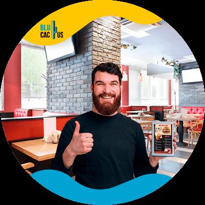 Blucactus-digitale menukaart voor restaurants 2-Bespaar-tijd-en-geld-met-een-digitaal-menu-dat-eenvoudig-kan-worden-bijgewerkt