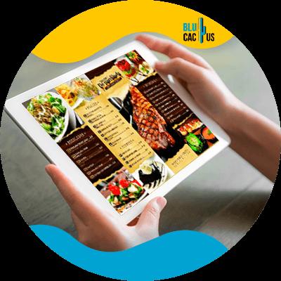 Blucactus-digitale menukaart voor restaurants 5-Ondersteuning-24-7