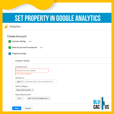 Blucactus-Google Analytics opzetten 5-zet-eigenschap-in-google-analytics