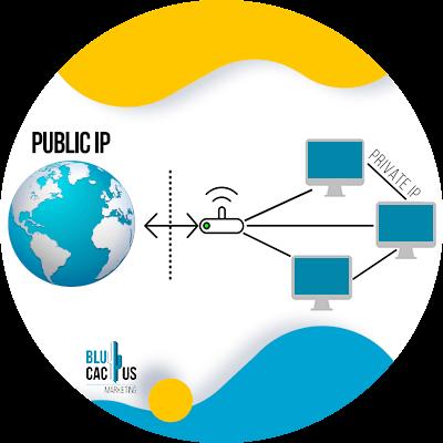 BluCactus - Wat is een IP-adres - public ip