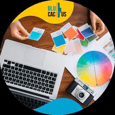Blucactus-Hoe selecteert men de kleuren voor het logo van een modebedrijf?-hoe-de-kleuren-van-het-logo-van-een-modebedrijf-te-selecteren