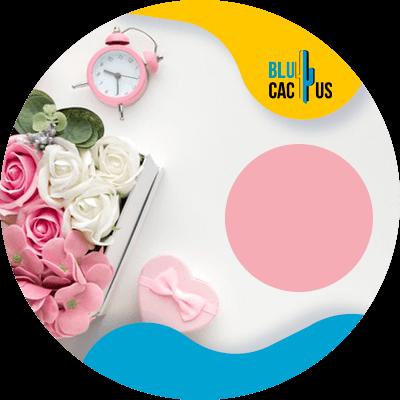 Blucactus-Hoe selecteert men de kleuren voor het logo van een modebedrijf?-roze