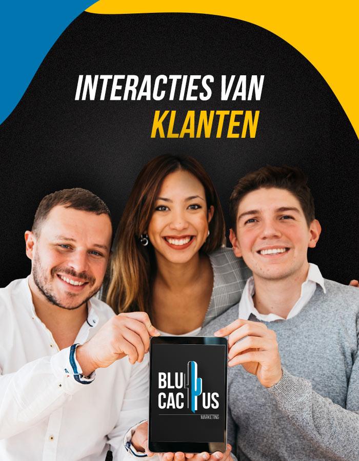 BluCactus Analyseer resultaten en optimaliseer uw inkomende marketingcampagne Inbound Marketing Bureau