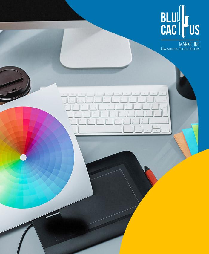 BluCactus Effecten van sterk grafisch ontwerp voor eent bedrijf grafisch ontwerpbureau