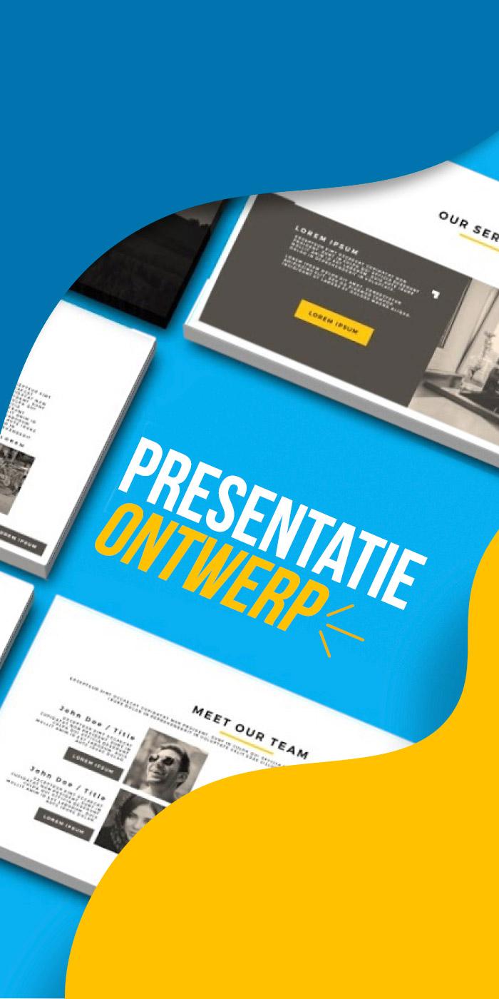 BluCactus Presentatie ontwerp