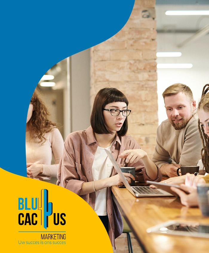 BluCactus het internationale grafisch ontwerpbureau