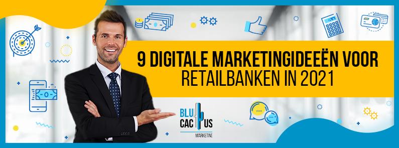 BluCactus - Marketingstrategieën voor commerciële banken - title