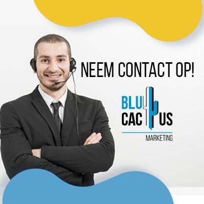 BluCactus - Start uw eigen sportkledinglijn - CONTACT
