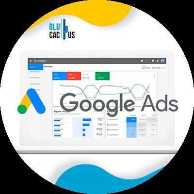 Blucactus Strategie 2 Google AdWords wordt uw beste vriend