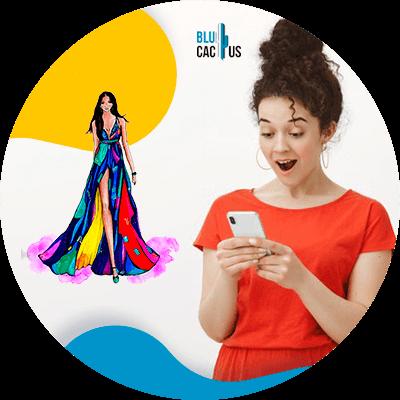 Blucactus- Digitale catwalks en hun mogelijke succes -Wat-is-het-succes-van-virtuele-optochten